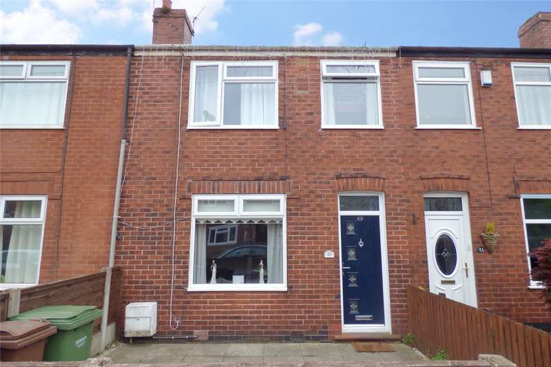 3 Bedrooms Terraced House for sale in Dalton Street, Failsworth, Manchester, M35