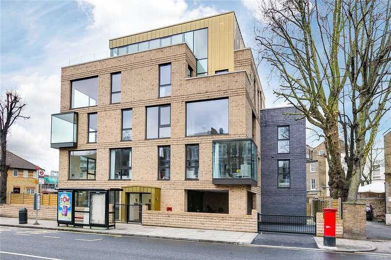 3 Bedrooms Maisonette Flat for sale in Flat 1 Elgin Avenue