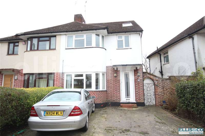 4 Bedrooms Property for sale in Oakhampton Road Mill Hill London