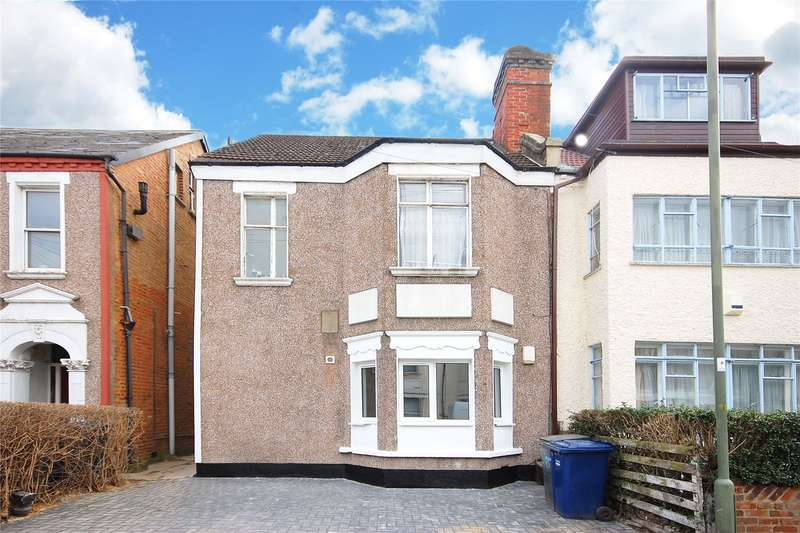 2 Bedrooms Maisonette Flat for sale in Ash Grove London