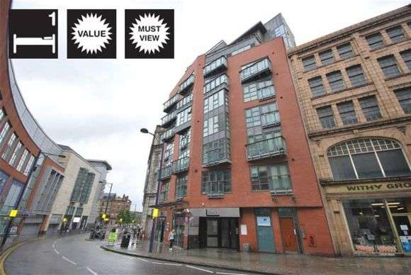 Flat for sale in Withy Grove, Manchester