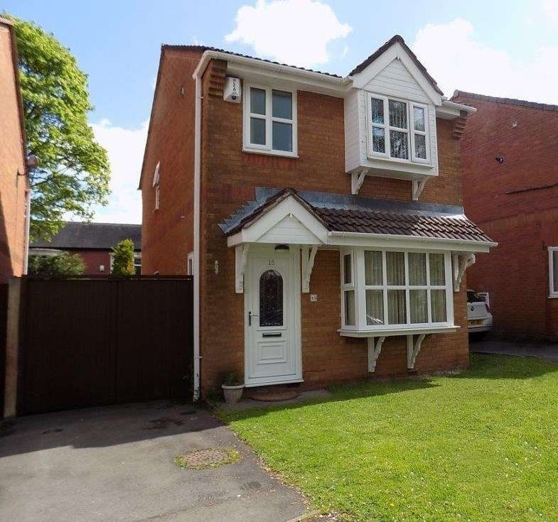 3 Bedrooms Detached House for sale in Sunadale Close, Bolton, BL3