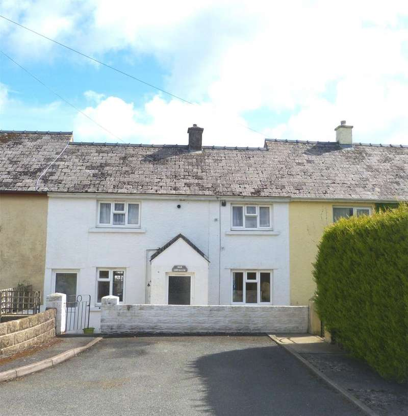 2 Bedrooms Terraced House for sale in St. Georges Avenue, Whitland, Carmarthenshire