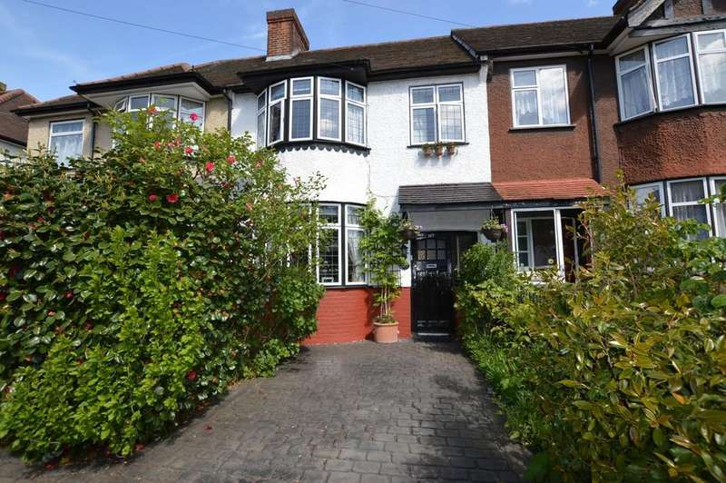 3 Bedrooms Terraced House for sale in Earlshall Road, Eltham SE9
