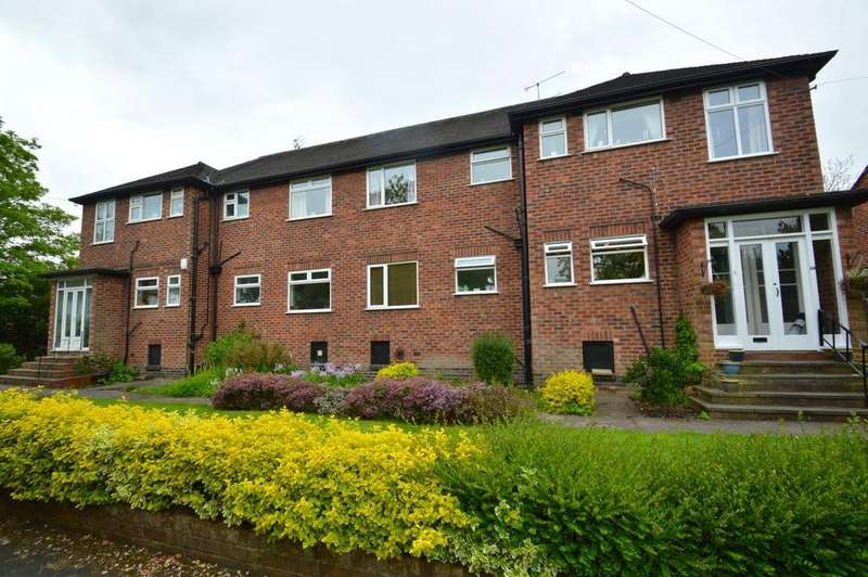 3 Bedrooms Apartment Flat for sale in Holford Crescent, Knutsford