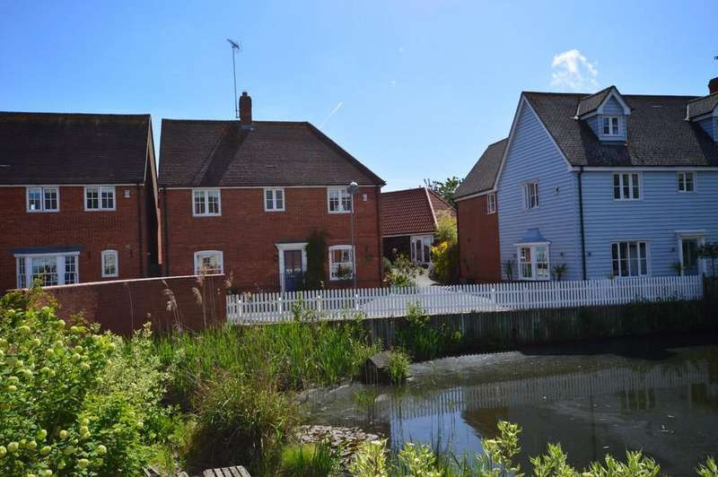 4 Bedrooms Detached House for sale in Littlefield, Rectory Hill