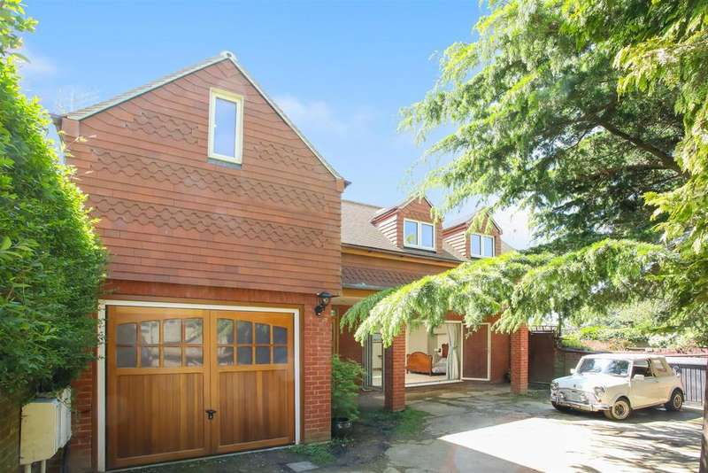 2 Bedrooms Detached House for sale in Cromwell Road, Hove
