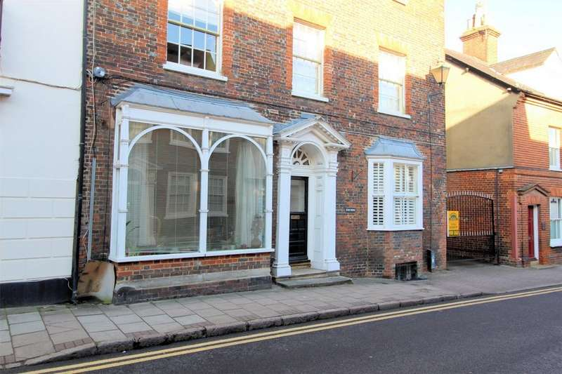 2 Bedrooms Flat for sale in Tilehouse Street, Hitchin, Hertfordshire