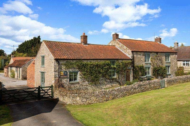 8 Bedrooms Detached House for sale in Westfield Farm, Little Barugh, Malton