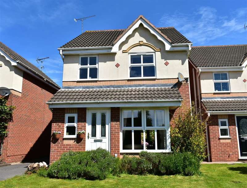 3 Bedrooms Detached House for sale in Brookfield Way, Heanor