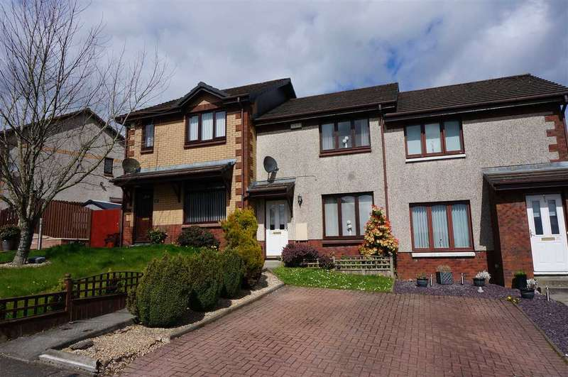 2 Bedrooms Terraced House for sale in Landsdowne Drive, Cumbernauld