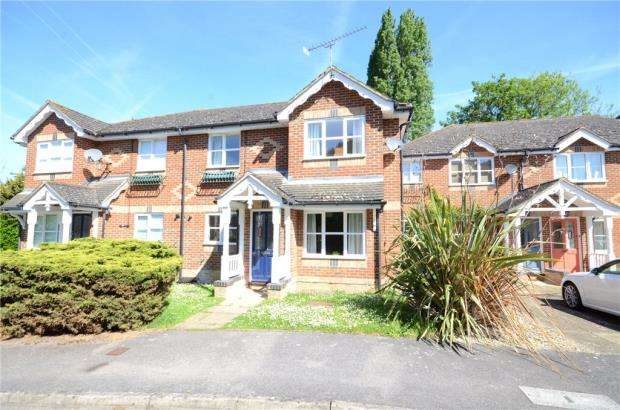 2 Bedrooms Semi Detached House for sale in Hedingham Mews, All Saints Avenue, Maidenhead