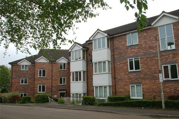2 Bedrooms Flat for sale in Millers Rise, St. Albans, Hertfordshire