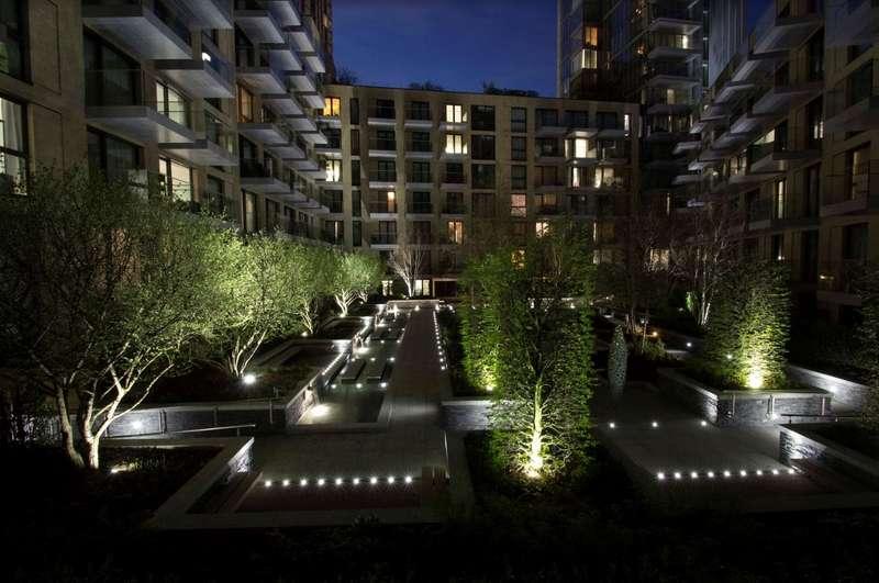2 Bedrooms Apartment Flat for sale in Kingwood Gardens, Goodmans Field, Aldgate, London, E1