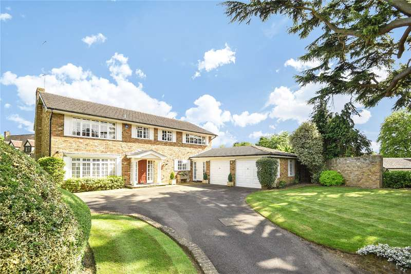 5 Bedrooms Detached House for sale in Ashmead Lane, Denham Village, Buckinghamshire, UB9