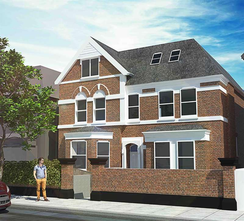 3 Bedrooms Apartment Flat for sale in Craven Park, London