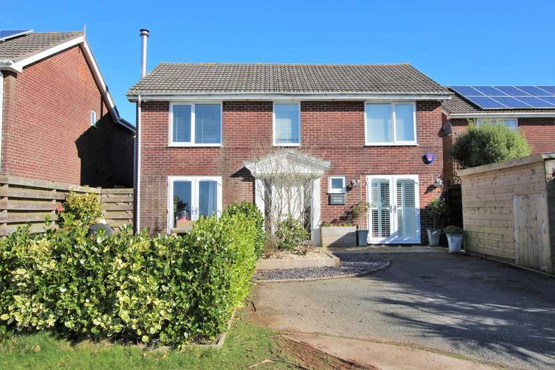 4 Bedrooms Detached House for sale in Veasy Park, Wembury