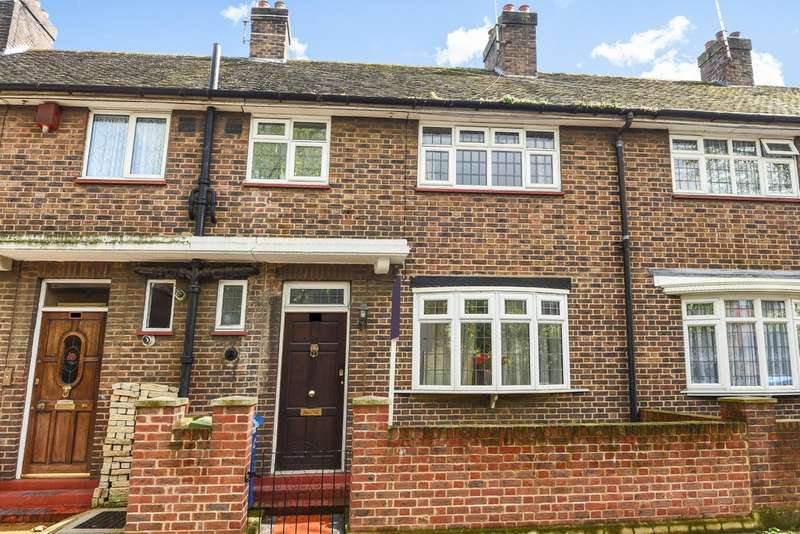 3 Bedrooms Terraced House for sale in Brunel Road, Rotherhithe