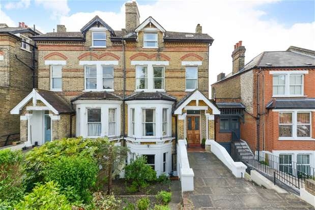 5 Bedrooms Terraced House for sale in Auckland Hill, West Norwood