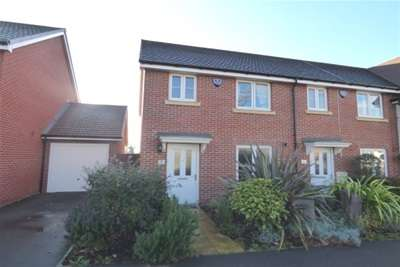 3 Bedrooms Semi Detached House for rent in Redstart Avenue, Maidstone