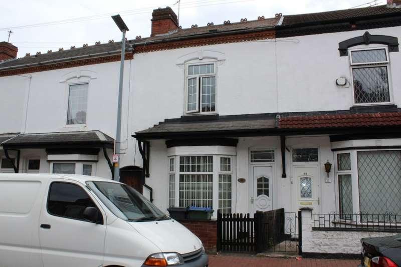 3 Bedrooms Terraced House for rent in Rosebery Road, Smethwick, B66