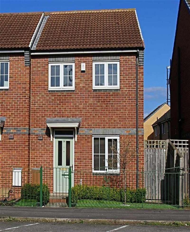 3 Bedrooms End Of Terrace House for sale in Abbeygate, Middlesbrough