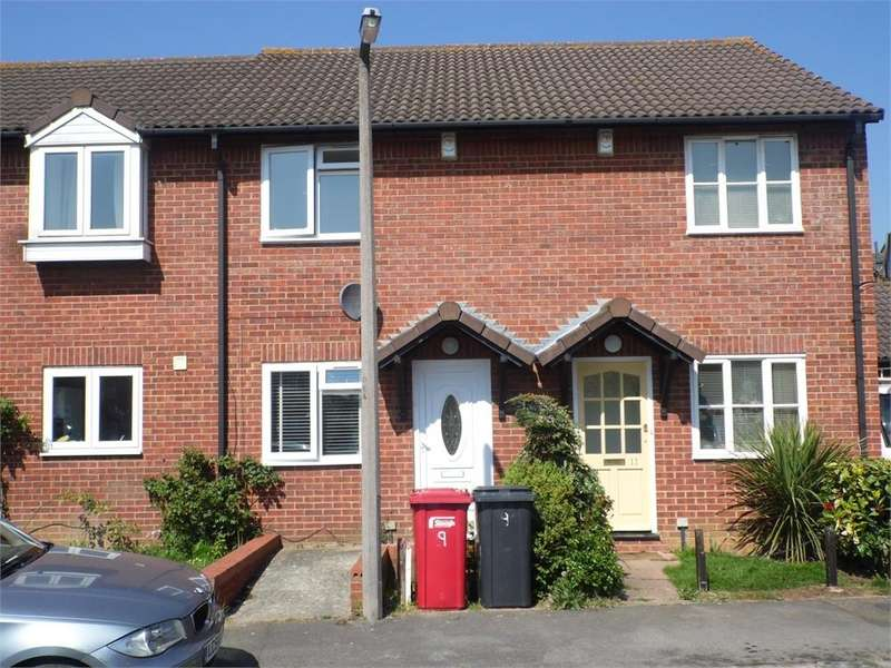2 Bedrooms Terraced House for sale in Cooper way, Slough, Berks