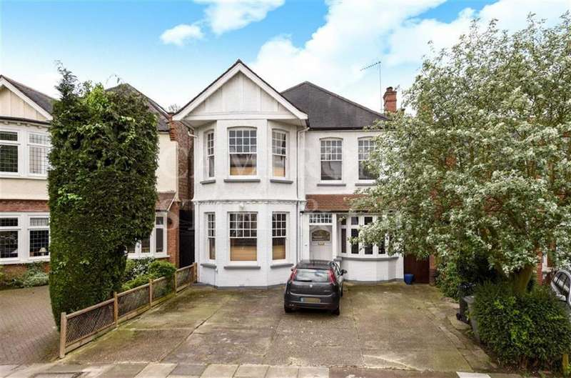 5 Bedrooms Detached House for sale in St Gabriels Road, Mapesbury Conservation Area, London, NW2