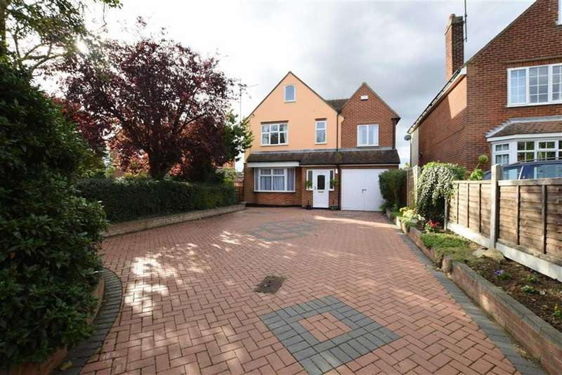 5 Bedrooms Detached House for sale in Broad Road, Braintree, Essex