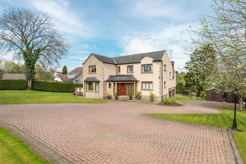 4 Bedrooms Detached House for sale in An teallach, Doune Road, Dunblane, Perthshire