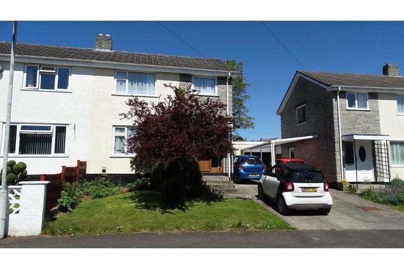 3 Bedrooms Semi Detached House for rent in Pooles Close, ., Nether Stowey