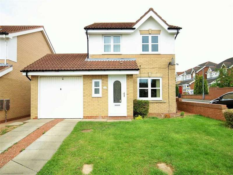 3 Bedrooms Detached House for rent in Broadstone, Marton