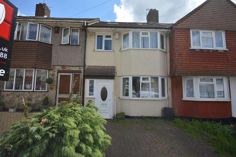 4 Bedrooms Terraced House for sale in Cotton Hill Bromley BR1