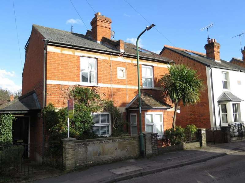 3 Bedrooms Cottage House for sale in VICTORIAN CHARACTER. CROMWELL ROAD, SOUTH ASCOT, SL5 9DG
