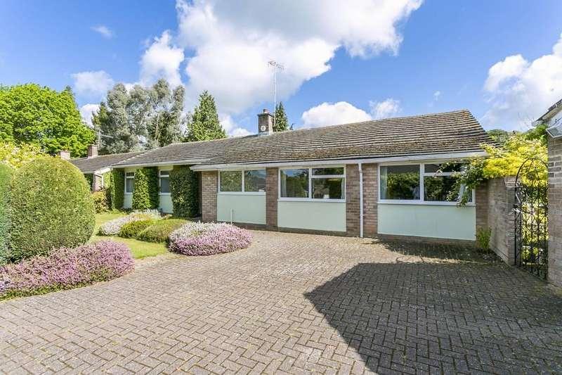 3 Bedrooms Detached Bungalow for sale in Knightsbridge Close, Tunbridge Wells