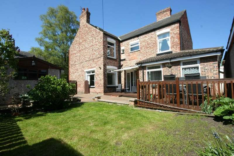 4 Bedrooms Semi Detached House for sale in Austin Avenue, Stockton-On-Tees, TS18