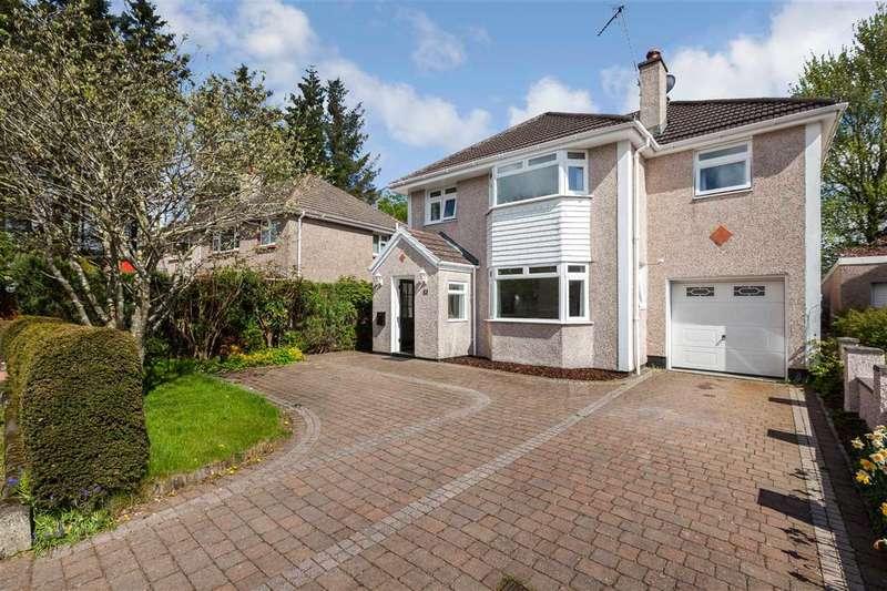 5 Bedrooms Detached House for sale in Jamieson Drive, Calderwood, EAST KILBRIDE