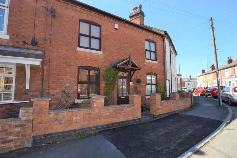 3 Bedrooms Terraced House for sale in Albert Road, Hinckley LE10