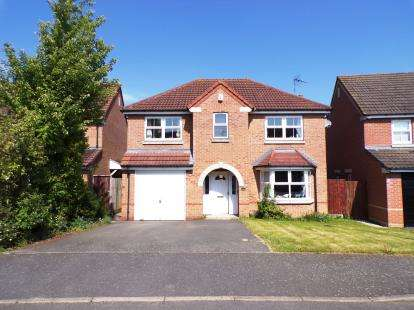 4 Bedrooms Detached House for sale in Badcock Way, Fleckney, Leicester, Leicestershire