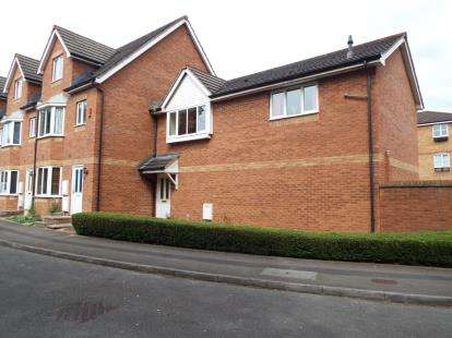 1 Bedroom Flat for sale in Snowberry Close, Bradley Stoke, Bristol, Gloucestershire