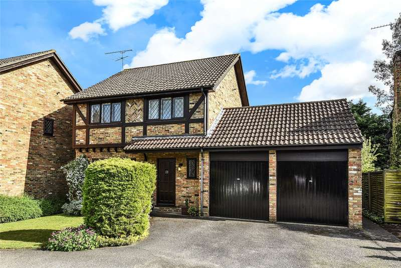 4 Bedrooms Detached House for sale in Redditch, Bracknell, Berkshire, RG12