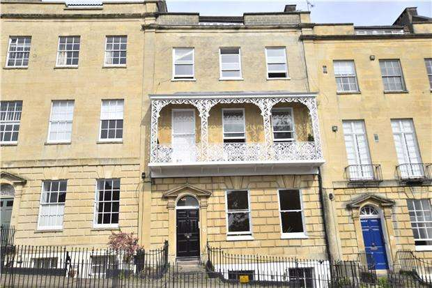 2 Bedrooms Flat for sale in Charlotte Street, BRISTOL, BS1 5PX