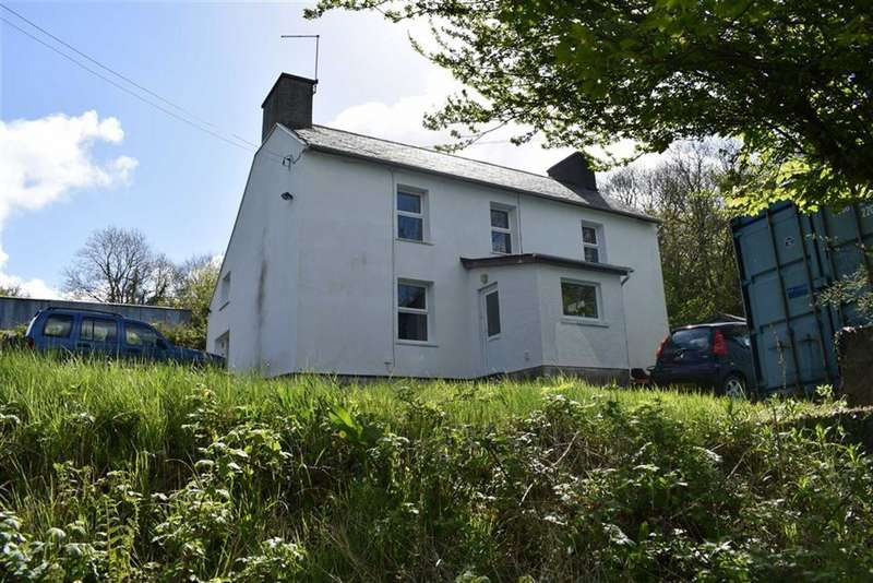 5 Bedrooms Property for sale in Cribyn, Lampeter