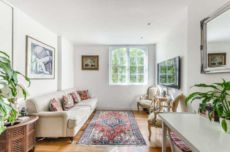2 Bedrooms Flat for sale in Hastings Street, Bloomsbury, WC1H