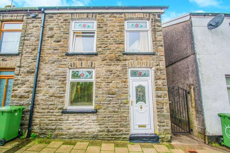 3 Bedrooms Terraced House for sale in Bristol Terrace, Bargoed