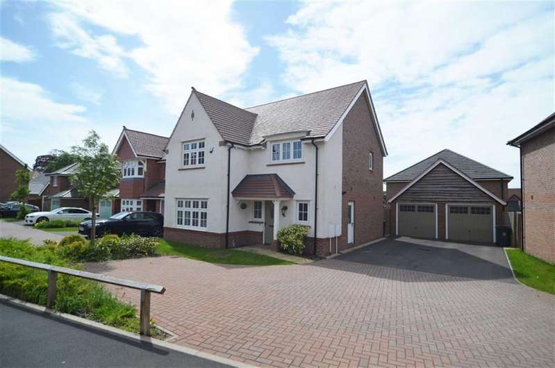 4 Bedrooms Detached House for sale in Bovinger Road, Humberstone