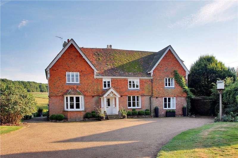 6 Bedrooms Detached House for sale in Crittenden Road, Matfield, Tunbridge Wells, Kent, TN12