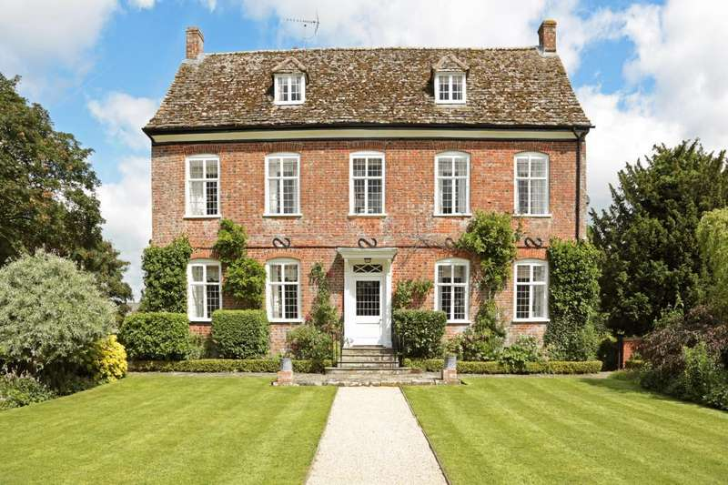 5 Bedrooms Country House Character Property for sale in Thornhill, Royal Wootton Bassett, Wiltshire