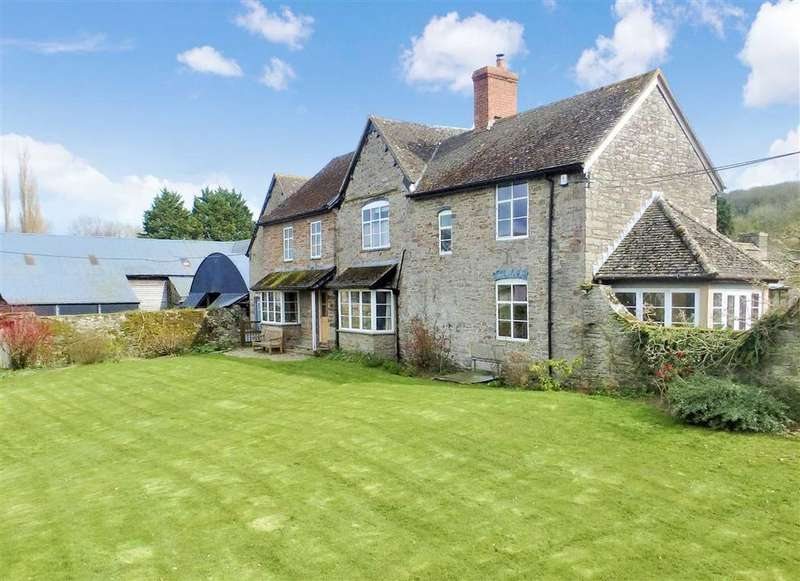 6 Bedrooms Farm House Character Property for sale in Clifford, Clifford, Nr Hay-on-Wye