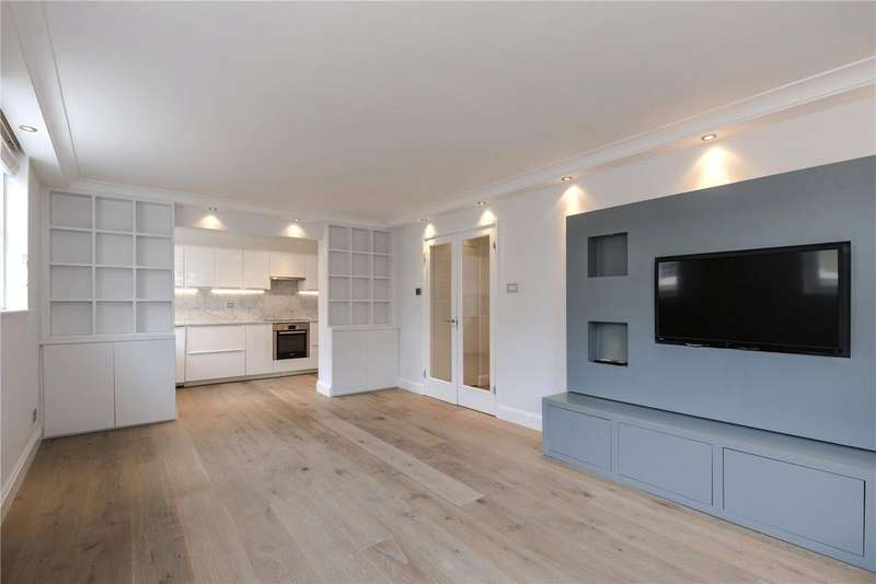 2 Bedrooms Apartment Flat for sale in Connaught Street, London, W2